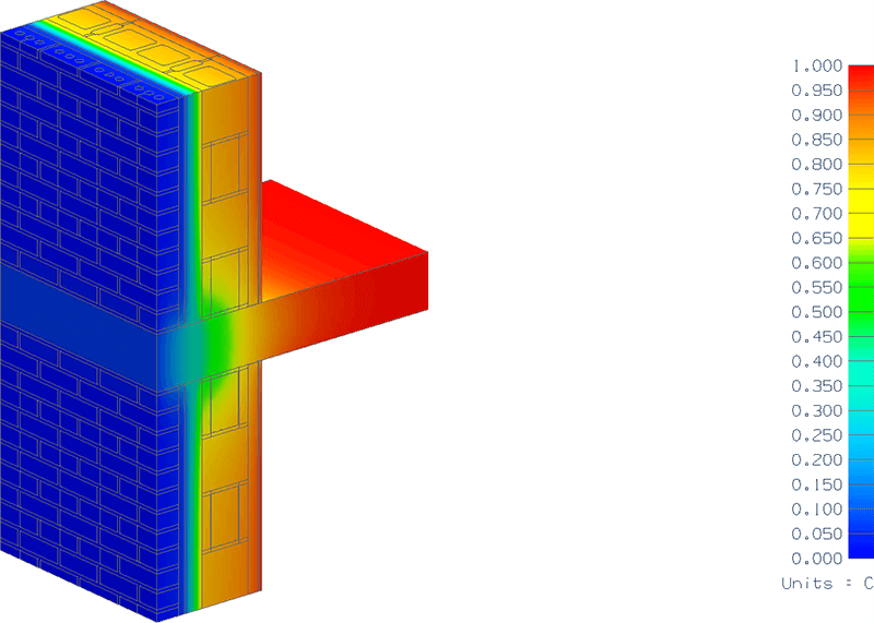 Brick Ven Assembly Thermal